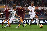 Gol Edin Dzeko Roma 3-0 Goal celebration <br /> Roma 23-10-2016  Stadio Olimpico <br /> Football Calcio Serie A 2016/2017 AS Roma - Palermo <br /> Foto Andrea Staccioli / Insidefoto