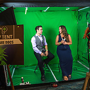 Washington, DC - AUG20: A video is shot at the B.U.D. Summit, the Business, Understanding, & Development Summit, August 20, 2016, at the Renaissance Hotel in Washington, DC. The BUD Summit is poised to capture and accelerate the explosion of cannabis culture, business, and investment that has occurred in Washington, D.C. since the passing of initiative 71 in 2015. Photo by Evelyn Hockstein