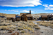 Bodie State Park Museum Tourist Attraction in Bridgeport