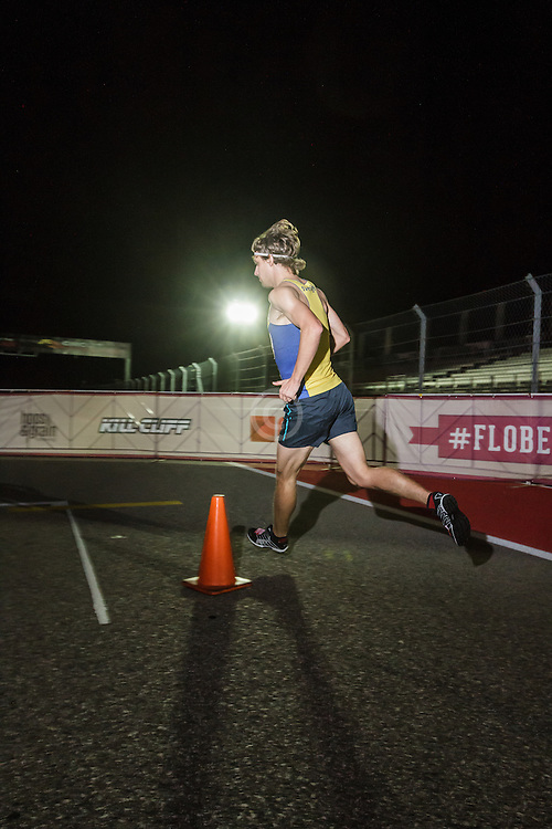 Beer Mile World Championships, Inaugural, Sub-Elite