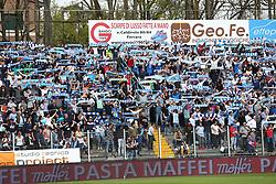 """Foto Filippo Rubin<br /> 26/03/2017 Ferrara (Italia)<br /> Sport Calcio<br /> Spal vs Frosinone - Campionato di calcio Serie B ConTe.it 2016/2017 - Stadio """"Paolo Mazza""""<br /> Nella foto: I TIFOSI DELLA SPAL<br /> <br /> Photo Filippo Rubin<br /> March 26, 2017 Ferrara (Italy)<br /> Sport Soccer<br /> Spal vs Frosinone - Italian Football Championship League B ConTe.it 2016/2017 - """"Paolo Mazza"""" Stadium <br /> In the pic:"""
