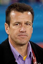 20-06-2010 VOETBAL: FIFA WORLDCUP 2010 BRAZILE - IVOORKUST: JOHANNESBURG <br /> Head coach of Brazil Dunga<br /> ©2010-FRH- NPH/ Vid Ponikva (Netherlands only)