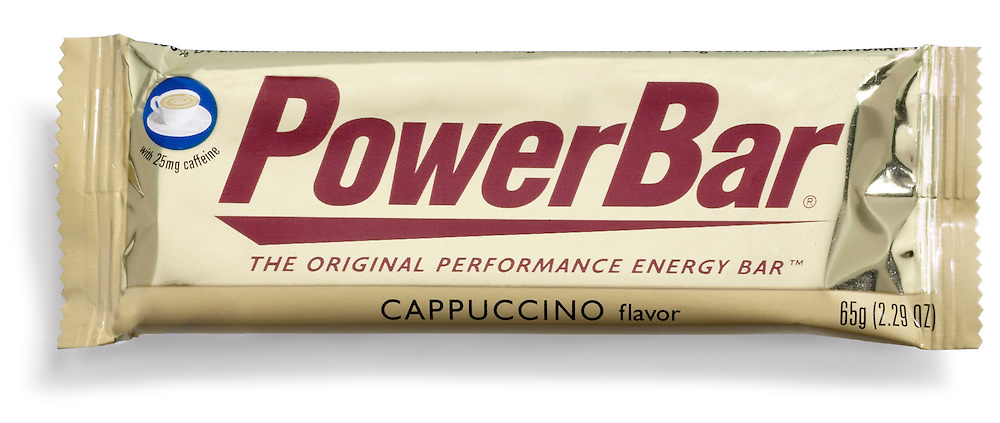 power bar cappuccino flavor