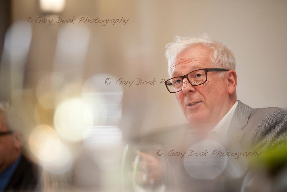 ICAS roundtable event, Bonham Hotel, Edinburgh<br /> Jeremy Nicholls
