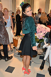 BIP LING at a cocktail party to mark the opening of the House of Dior, the United Kingdom's largest and premier Dior boutique at 160-162 New Bond street, London on 8th June 2016.