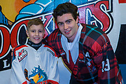 KELOWNA, CANADA - MARCH 10:  Pepsi Player of the game with Dillon Dube #19 of the Kelowna Rockets at the Kelowna Rockets game on March 10, 2018 at Prospera Place in Kelowna, British Columbia, Canada.  (Photo By Cindy Rogers/Nyasa Photography,  *** Local Caption ***