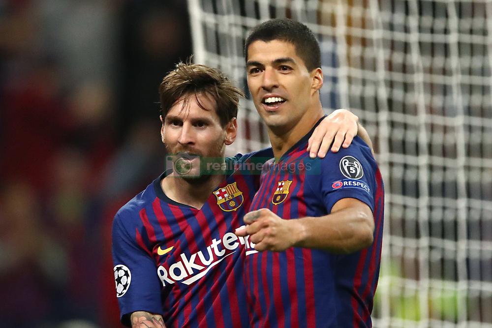 صور مباراة : توتنهام - برشلونة 2-4 ( 03-10-2018 )  38929286