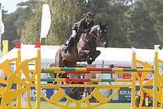 Fontainebleau Jonge Paarden 2012