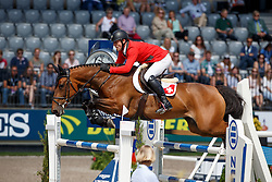 Estermann Paul, (SUI), Castlefield Eclipse <br /> Furusiyya FEI Nations Cup presented by Longines<br /> CHIO Rotterdam 2016<br /> © Hippo Foto - Dirk Caremans<br /> 24/06/16