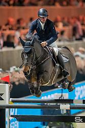 Thiry Kim, BEL, Casaleo Z<br /> Jumping Mechelen 2019<br /> © Hippo Foto - Dirk Caremans<br />  26/12/2019
