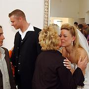 Huwelijk Derk Bunschoten oude gemeentehuis Huizen