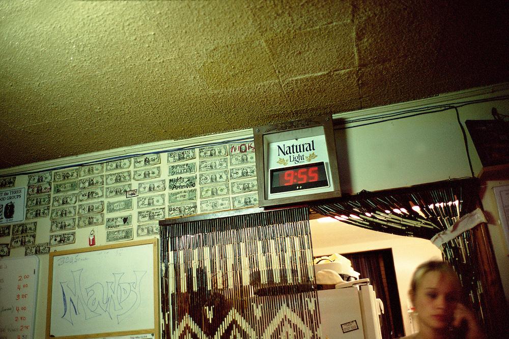 Mandy's bar. Clayton, USA.