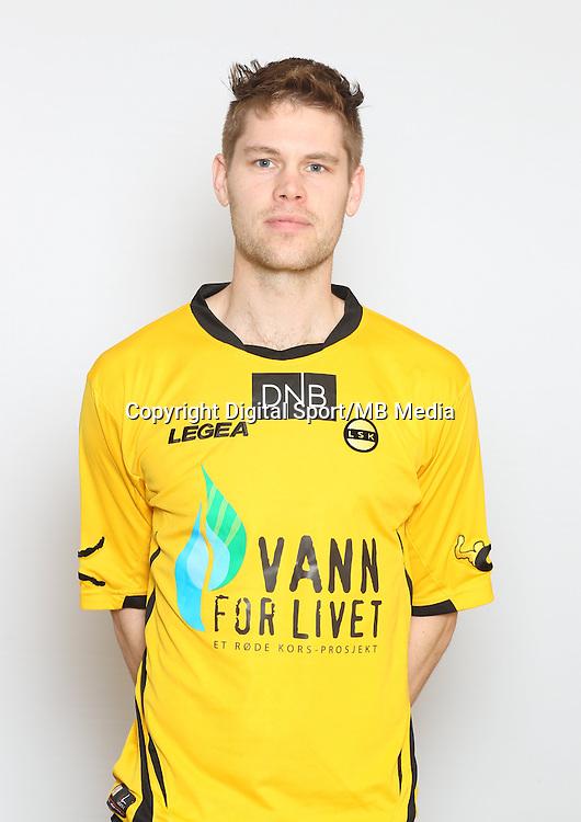 Fotball , Tippeligaen 2013 , Eliteserien<br /> , portrett , portretter<br /> Lillestr&oslash;m<br /> Johan Andersson