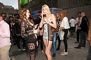 STACEY FENTON; JENNIFER ROSE BAKER;;, Dirty Pretty Things - summer party. Lingerie line hosts  party celebrating its new online shop and showcasing the latest collection. The Lingerie Collective, 8 Ganton Street, Soho. London, 15 June 2011<br /> <br />  , -DO NOT ARCHIVE-© Copyright Photograph by Dafydd Jones. 248 Clapham Rd. London SW9 0PZ. Tel 0207 820 0771. www.dafjones.com.