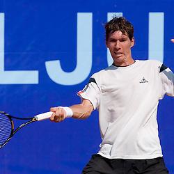 20090923: Tennis - BMW Ljubljana Open, Janez Semrajc
