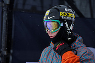 Willie Borm during Slopestyle Practice at the 2013 X Games Tignes in Tignes, France. ©Brett Wilhelm/ESPN