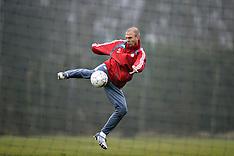 20090330 DBU Fodboldlandsholdet træner
