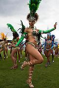Openings ceremonie met Grande Rio Samba School<br /> World Equestrian Festival, CHIO Aachen 2012<br /> © DigiShots