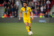 Crystal Palace midfielder Andros Townsend (10) during the The FA Cup 5th round match between Doncaster Rovers and Crystal Palace at the Keepmoat Stadium, Doncaster, England on 17 February 2019.