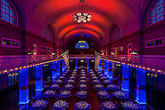 2015 08 19 Ellis Island Regstry Room NYU Stern Dinner