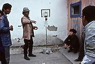 Mongolia Ulaanbatar 1991 the flea market  Oulan Bator       / Le marché aux voleurs  Oulan Bator  Mongolie