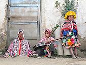 Peruvian Village