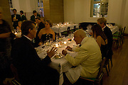 DONALD KAHN, Otello at the Grosses Festspielhaus and afterwards  Gala dinner at the Donald Kahn lounge.  Salzburg.  Amadeus Weekend. Salzburg. 24 August 2008.  *** Local Caption *** -DO NOT ARCHIVE-© Copyright Photograph by Dafydd Jones. 248 Clapham Rd. London SW9 0PZ. Tel 0207 820 0771. www.dafjones.com.