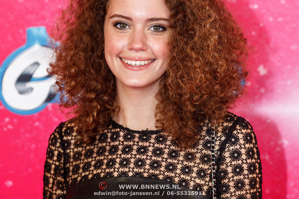 NLD/Tilburg/20150913 - Premiere musical Grease, Emma Deckers