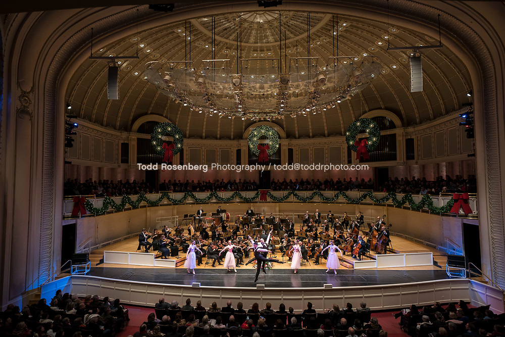 12/30/17 3:54:00 PM -- Chicago, IL, USA<br /> Attila Glatz Concert Productions' &quot;A Salute to Vienna&quot; at Orchestra Hall in Symphony Center. Featuring the Chicago Philharmonic <br /> <br /> &copy; Todd Rosenberg Photography 2017