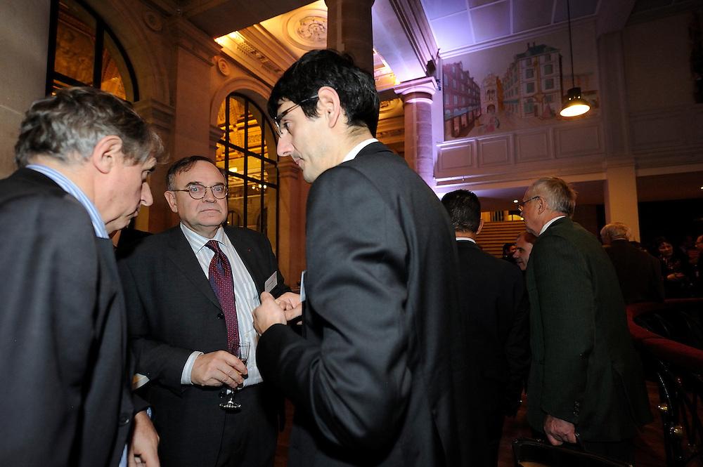 Conférence suivi d'un cocktail pour les 25 ans de l'entreprise SAGESS.