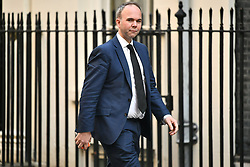 © Licensed to London News Pictures. 24/05/2019. London, UK. GAVIN BARWELL is seen arriving at Downing Street in Westminster, London. The Prime Minister is under huge pressure to quit over her handing of negotiations for the UK's exit from the European Union. Photo credit: Ben Cawthra/LNP