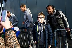 Kasey Palmer of Bristol City arrives - Rogan/JMP - 30/11/2019 - Ashton Gate Stadium - Bristol, England - Bristol City v Huddersfield Town - Sky Bet Championship.