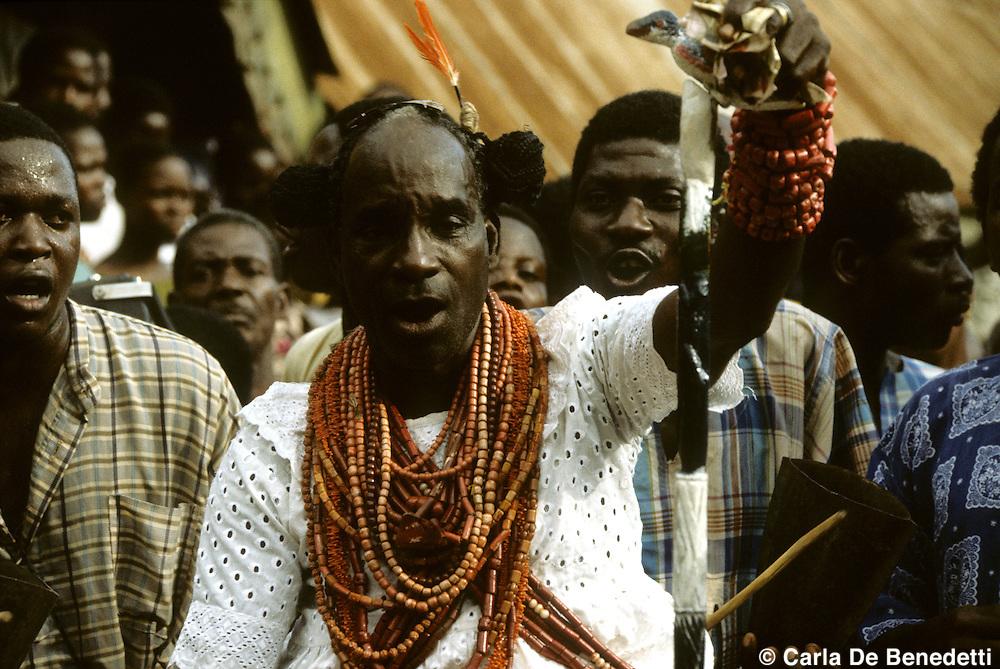 Olojo Festival, Owo, Nigeria