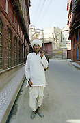 Man in white turban