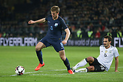 Eric Dier of England during the International Friendly match between Germany and England at Signal Iduna Park, Dortmund, Germany on 22 March 2017. Photo by Phil Duncan.