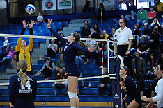 CU Volleyball vs. Wayne State 10.18.2014