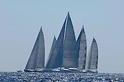 Race 0ne, The Horus Super Yacht Cup Palma 2009, 25/6/2009