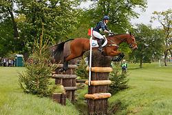 """Warnecke Anna (GER) - Twinkle Bee<br /> """"The Mitsubishi Motors Badminton Horse Trials""""<br /> CCI**** Badminton 2009<br /> © Dirk Caremans"""