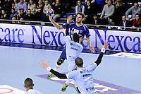 Borut Mackovsek - 05.03.2015 - Montpellier / Cesson Rennes - 17eme journee de Division 1<br />Photo : Andre Delon / Icon Sport