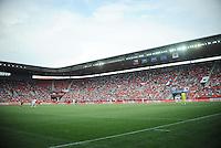 2016.06.05 Praga, Czechy <br /> Pilka Nozna Reprezentacja Mecz towarzyski<br /> Czechy - Korea Poludniowa<br /> N/z stadion slavia Paga slavia praha<br /> Foto Rafal Rusek / PressFocus<br /> <br /> 2016.06.05 Praha Czech Republic<br /> Football Friendly Game<br /> Czech Republic - Korea Republic<br /> stadion slavia Paga slavia praha<br /> Credit: Rafal Rusek / PressFocus