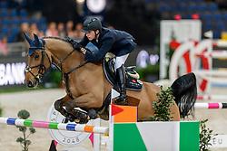 Nieberg Gerrit, GER, Ben 431<br /> JIM Maastricht 2019<br /> CSI4* Van Mossel Prix<br /> © Hippo Foto - Dirk Caremans<br />  09/11/2019
