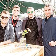 NLD/Amsterdam/20160409 - Eurovision in Concert 2016, Highway Montenegro
