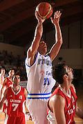 Campli, 26 giugno 2008<br /> Basket, Nazionale Italiana Maschile<br /> Amichevole<br /> Italia-Iran<br /> Nella foto: chrisitian digiuliomaria<br /> Foto Ciamillo