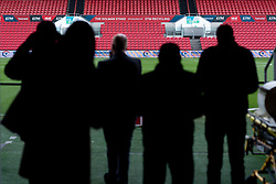 General views of the Match Ball Sponsor tour prior to kick off - Mandatory by-line: Ryan Hiscott/JMP - 22/02/2020 - FOOTBALL - Ashton Gate - Bristol, England - Bristol City v West Bromwich Albion - Sky Bet Championship