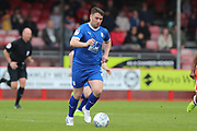Tranmere Rovers Adam Buxton (2) during the EFL Sky Bet League 2 match between Crawley Town and Tranmere Rovers at The People's Pension Stadium, Crawley, England on 4 May 2019.
