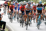 Gorka Izaguirre (ESP, Bahrain Merida) during the 73th Edition of the 2018 Tour of Spain, Vuelta Espana 2018, Stage 15 cycling race, 15th stage Ribera de Arriba - Lagos de Covadonga 178,2 km on September 9, 2018 in Spain - Photo Luis Angel Gomez/ BettiniPhoto / ProSportsImages / DPPI