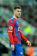 James McCarthy (#22) of Crystal Palace during the Premier League match between Newcastle United and Crystal Palace at St. James's Park, Newcastle, England on 21 December 2019.