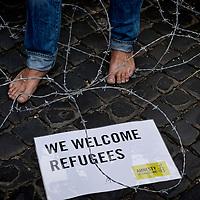 Io sono rifugiato, arrestatemi!