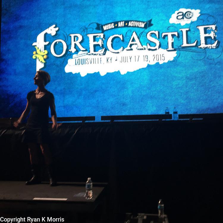 Forecastle Festival in Louisville, Kentucky <br /> Copyright Ryan K Morris