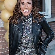 NLD/Amsterdam/20190401 -  Opening Burgerroom Gordon , Patty Brard